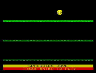 Tribble Trubble ZX Spectrum 12