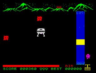 Tribble Trubble ZX Spectrum 20