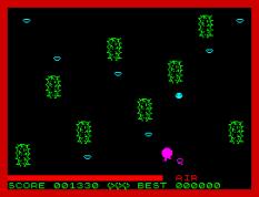 Tribble Trubble ZX Spectrum 21