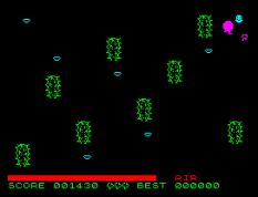 Tribble Trubble ZX Spectrum 22