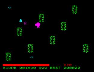 Tribble Trubble ZX Spectrum 23