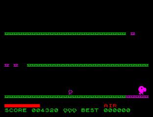 Tribble Trubble ZX Spectrum 31