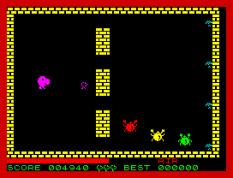 Tribble Trubble ZX Spectrum 32