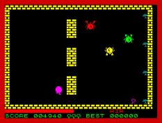 Tribble Trubble ZX Spectrum 33