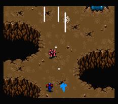 Aleste Gaiden MSX 021