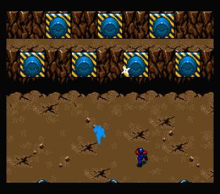 Aleste Gaiden MSX 031