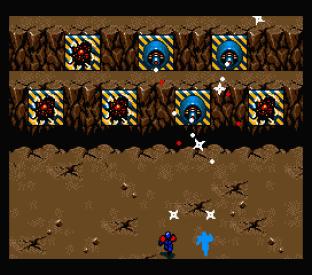 Aleste Gaiden MSX 034