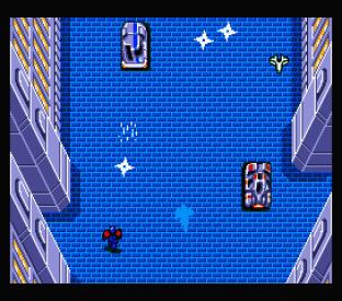 Aleste Gaiden MSX 042