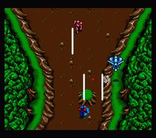 Aleste Gaiden MSX 075