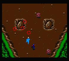 Aleste Gaiden MSX 077