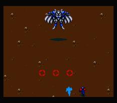 Aleste Gaiden MSX 098