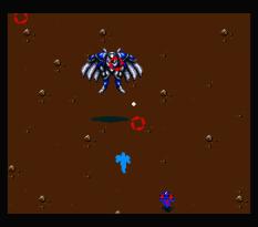 Aleste Gaiden MSX 099