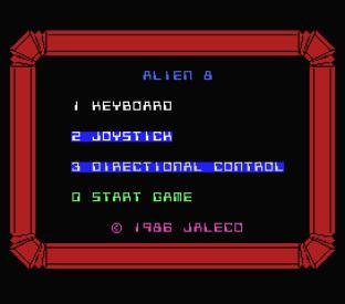 Alien 8 MSX 01
