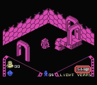 Alien 8 MSX 09