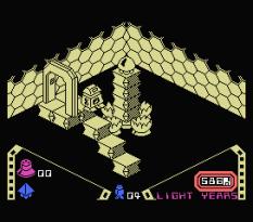 Alien 8 MSX 10