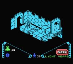 Alien 8 MSX 11
