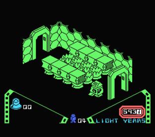 Alien 8 MSX 20