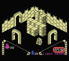 Alien 8 MSX 21
