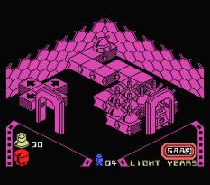 Alien 8 MSX 22