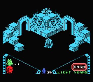Alien 8 MSX 23