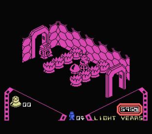 Alien 8 MSX 31