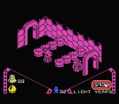 Alien 8 MSX 32