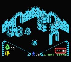 Alien 8 MSX 33