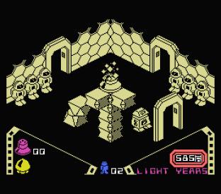 Alien 8 MSX 34