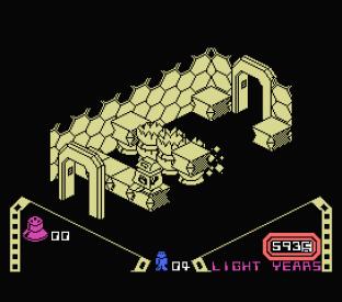 Alien 8 MSX 42