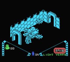 Alien 8 MSX 43