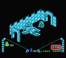 Alien 8 MSX 44