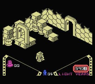 Alien 8 MSX 45