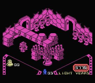 Alien 8 MSX 53