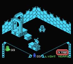 Alien 8 MSX 54