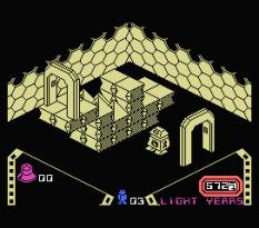 Alien 8 MSX 55