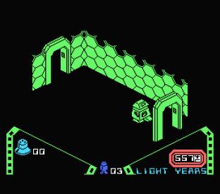 Alien 8 MSX 64