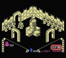 Alien 8 MSX 65