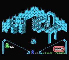 Alien 8 MSX 66