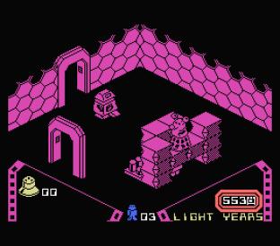 Alien 8 MSX 67