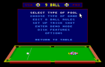 Archer Maclean's Pool Atari ST 02