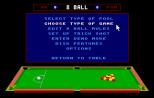 Archer Maclean's Pool Atari ST 04