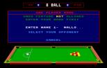 Archer Maclean's Pool Atari ST 06