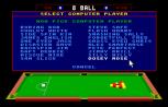 Archer Maclean's Pool Atari ST 07