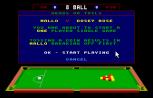 Archer Maclean's Pool Atari ST 08