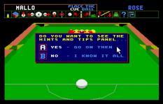 Archer Maclean's Pool Atari ST 10