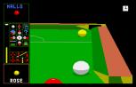 Archer Maclean's Pool Atari ST 13