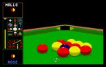 Archer Maclean's Pool Atari ST 17