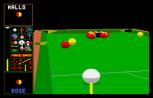 Archer Maclean's Pool Atari ST 19