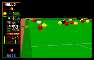 Archer Maclean's Pool Atari ST 20