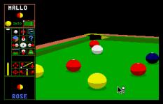 Archer Maclean's Pool Atari ST 21